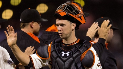Giants' Posey Offers Touching Tribute to Slain Navy SEAL