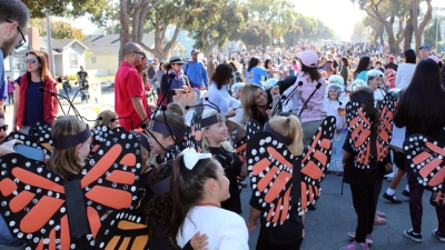 Pacific Grove: Butterfly Parade & Bazaar