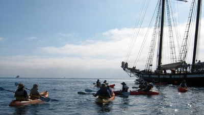 Channel Islands Tall Ship Adventure