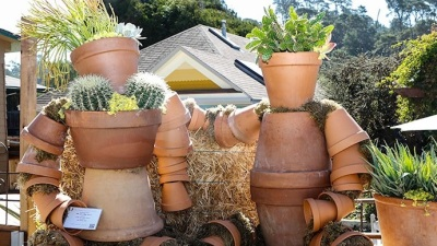 Art Meets Autumn: Golden State Scarecrows