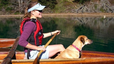A Canoe, Your Canine, and You