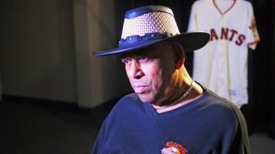 SF Giants Legend Orlando Cepeda Rushed to Hospital