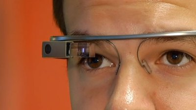 Google Works on Prescription Google Glass