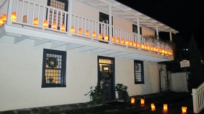Historic Holiday in Monterey's Adobes