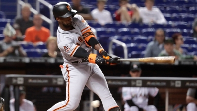Giants Offense Held Quiet in Second Straight Loss to Marlins