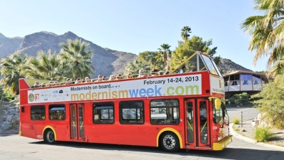 Style Up and Go Modernism Week in Palm Springs