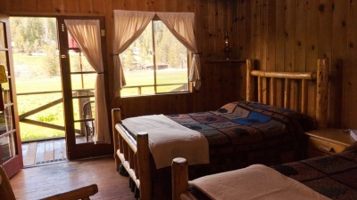 No Electricity, Just Quiet and Peace: Drakesbad Guest Ranch