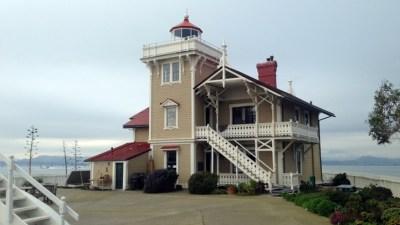 Away-Away Getaway: East Brother Light Station