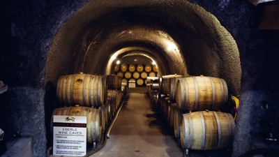 The Haunted Caves of Eberle Winery