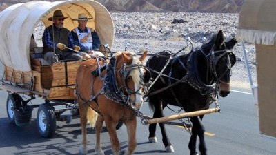 Death Valley Encampment: Travel Back with the '49ers