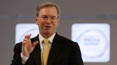 Apple and Google Getting Along Now: Schmidt