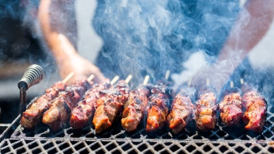 Gold Country Cookout: Amador Four Fires