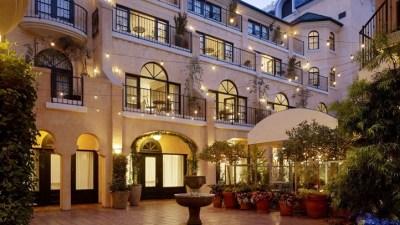 Garden Court Hotel: Silent Night Special
