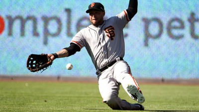 Giants Manage Just Two Hits, Swept by Struggling Padres
