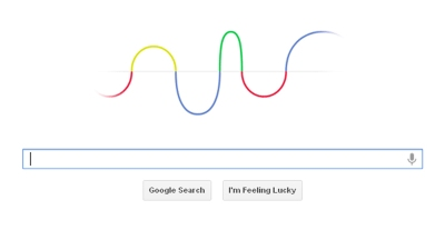 Google Doodles an Honor for Heinrich Hertz