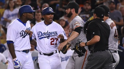 Giants Bullpen Collapses Yet Again in Loss to Dodgers