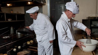 Peeking Inside the Hearst Castle Kitchen