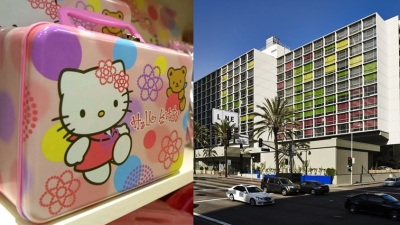 The Line: Hello Kitty Con's Official LA Stay