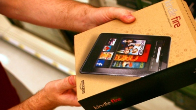 Amazon Sold 6 Million Kindle Fires