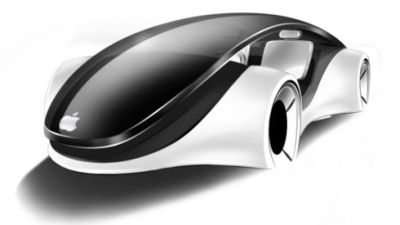 iCar: Steve Jobs Dreamed It