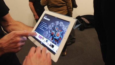 Calif. Workers Spend $423,000 on iPads