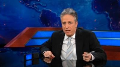 Jon Stewart, Siri Talk Foxconn