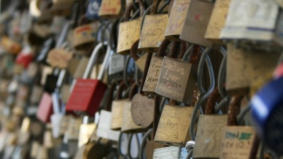 Napa Sweet: The Love Lock Bridge