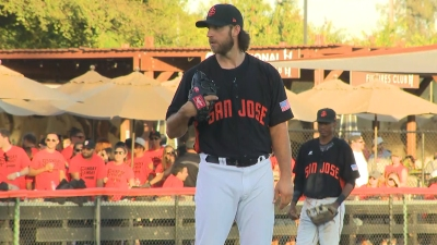 Bumgarner His Old Self in Potential Final Tuneup in San Jose