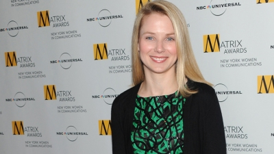 Marissa Mayer Gave Google Half-Hour Notice