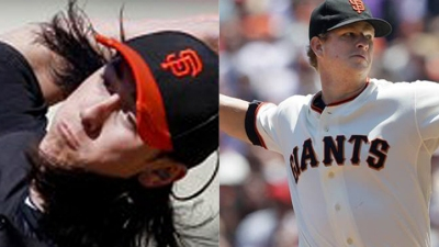 Lincecum, Cain Are Cy Young Faves