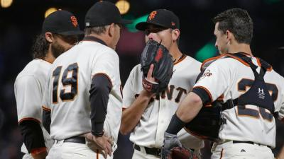Errors Doom Giants in 5-3 Loss to Indians