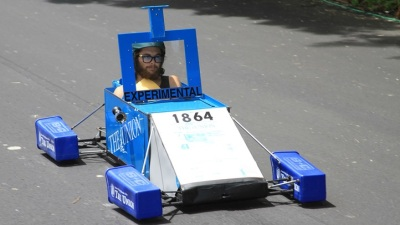 Sign Up Now: Nevada City Adult Soapbox Derby
