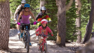 Mammoth Bike Park: 5 New Trails