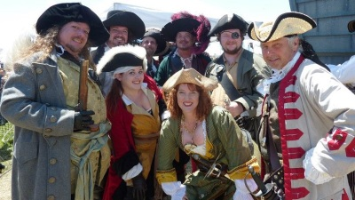 Father's Day Tradition: NorCal Pirate Party