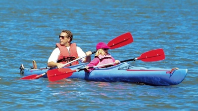 Paddlefest: Head Out onto Humboldt Bay