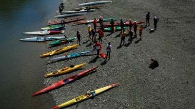 California's First Ultra-Marathon Paddle
