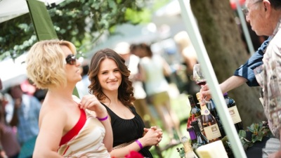 May Merry: Paso Wine Festival