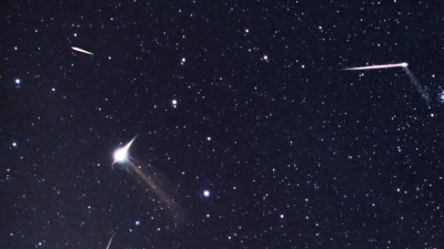 You, the Perseids, and the Anza-Borrego Desert