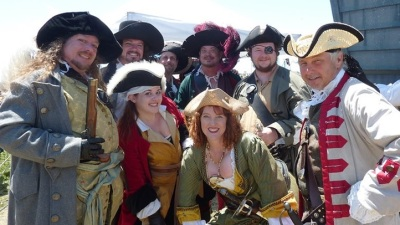 Father's Day Weekend: Pirates of NorCal