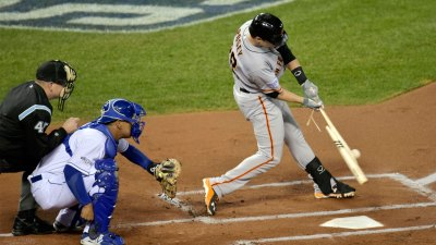 Buster Posey Returns to Giants Lineup From Concussion DL