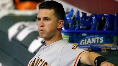 Giants Expect Posey to Have Season-Ending Surgery: Source