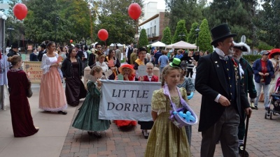 Victorian Mavens to Gather for Riverside Dickens Fest