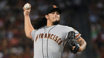 Rodriguez Makes His Case to Stay in Rotation, Giants Clinch Series Vs D'Backs