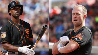 Giants Appear to Have Decided Between Hill Or Rollins