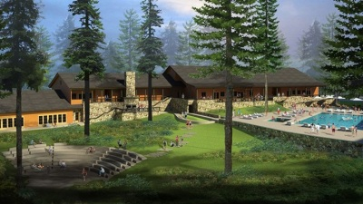 Now Open: Rush Creek Lodge