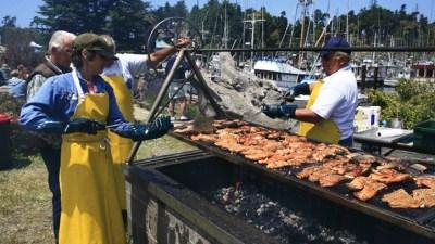 Pacific Picnic: World's Biggest Salmon BBQ