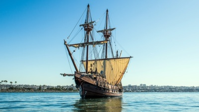 Morro Bay Majesty: The San Salvador