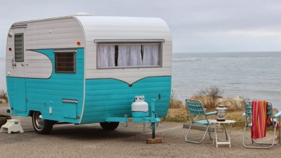 Camping Cool: Santa Barbara Silver Safari