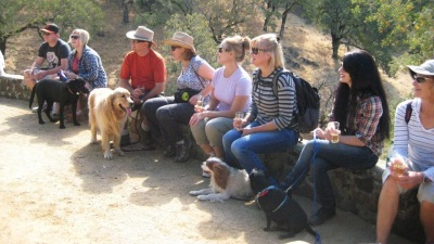 Earth Day 2013: Woofers and Wine