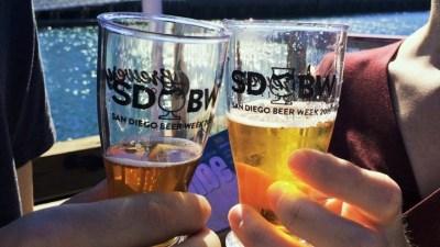 Hops Hullabaloo: San Diego Beer Week